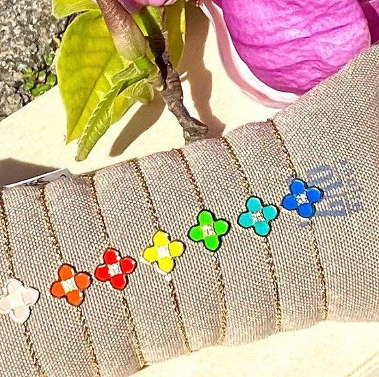 Bracelets Trèfle - ZAG Bijoux
