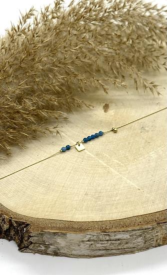 Bracelet, Apatite - ZAG Bijoux