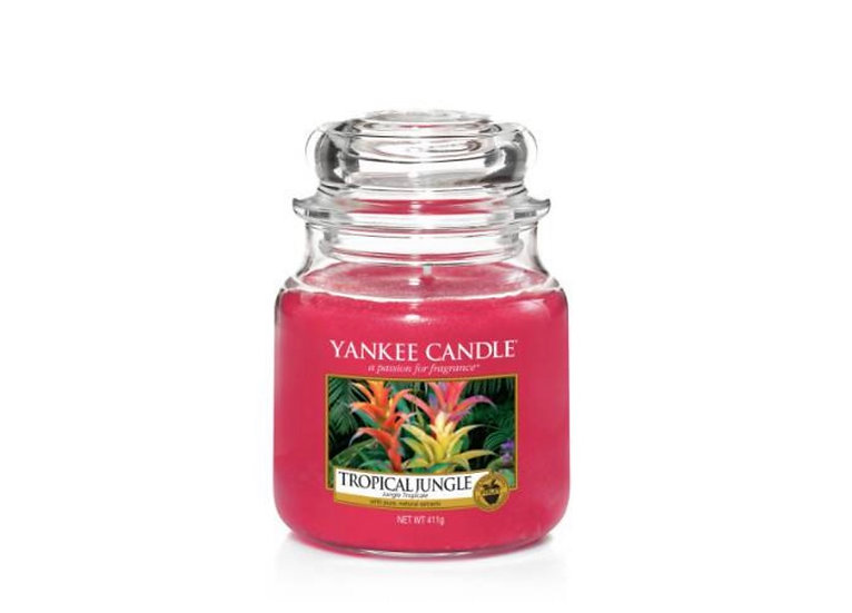 Bougie Yankee Candle - Jungle Tropicale