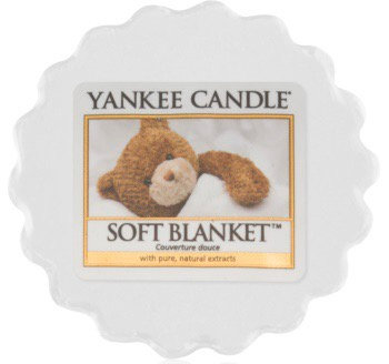 Tartelette Yankee Candle - Couverture Douce