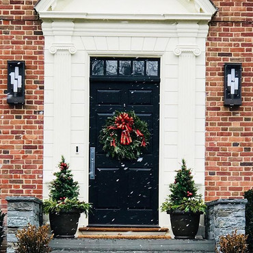 Front Door Holiday Project