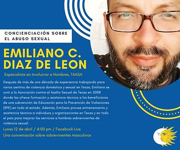 Emiliano Diaz De Leon - SAAM Flyer.png