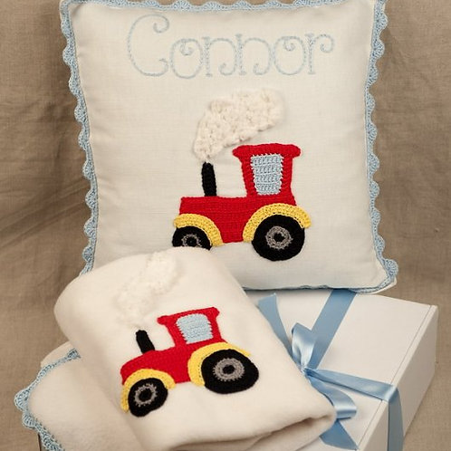 Connor tractor Nursery set
