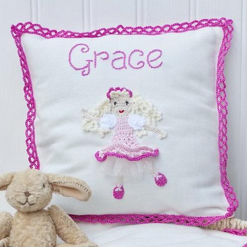 Dancing Fairy Cushion