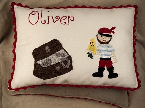 Pirate Cushion