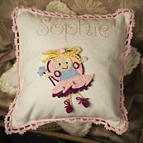Fairy  Baby Cushion