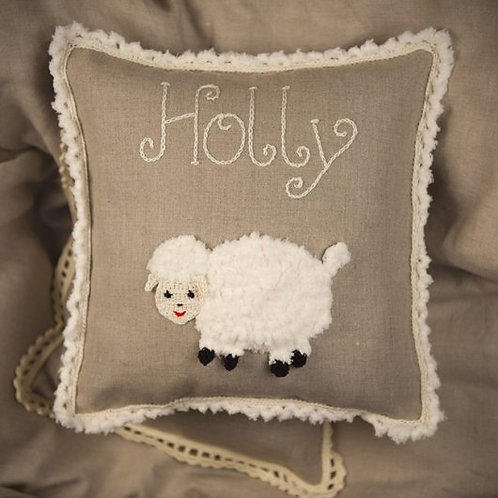 Lamb Cushion
