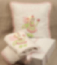 Malooshi Baby Gifts Personalised Cushions and Blankets