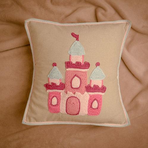 Castle cushion