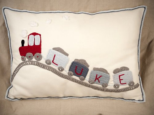 Train Cushion