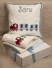 Personalised Nursery set- Malooshi Baby Gifts
