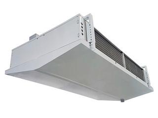 Evaporadores duplo fluxo com aspiração de ar pelo teto