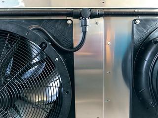 Cabeamento elétrico externo, de acordo com a NBR 5410