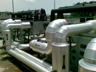 Geração de Energia e Cogeração de vapor