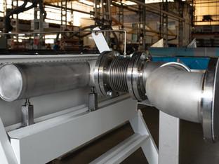 Flanges e manifolds incorporados