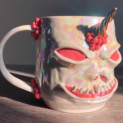 Unicorn creature Mug