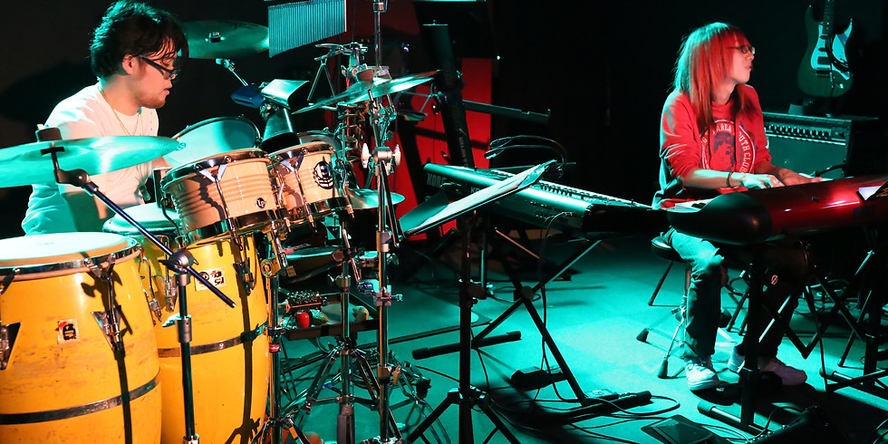 村上海人& 砂川怜誉 session jazz night vol.2