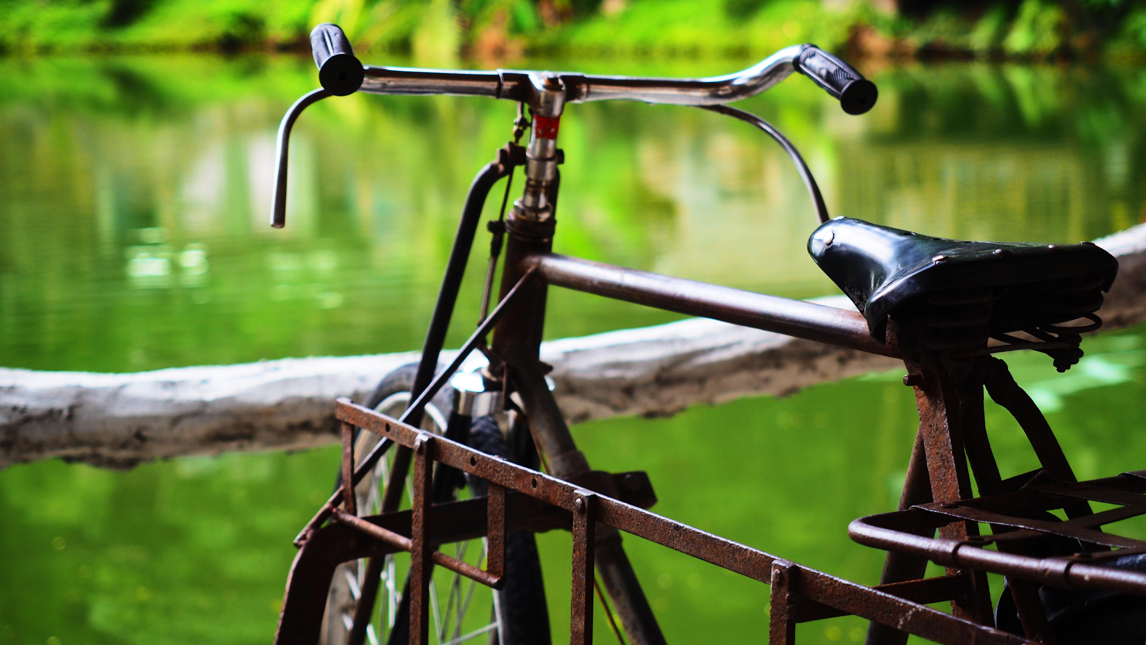 old bicyce