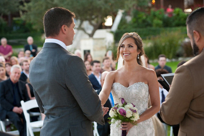Wedding at The Springs in New Braunfels