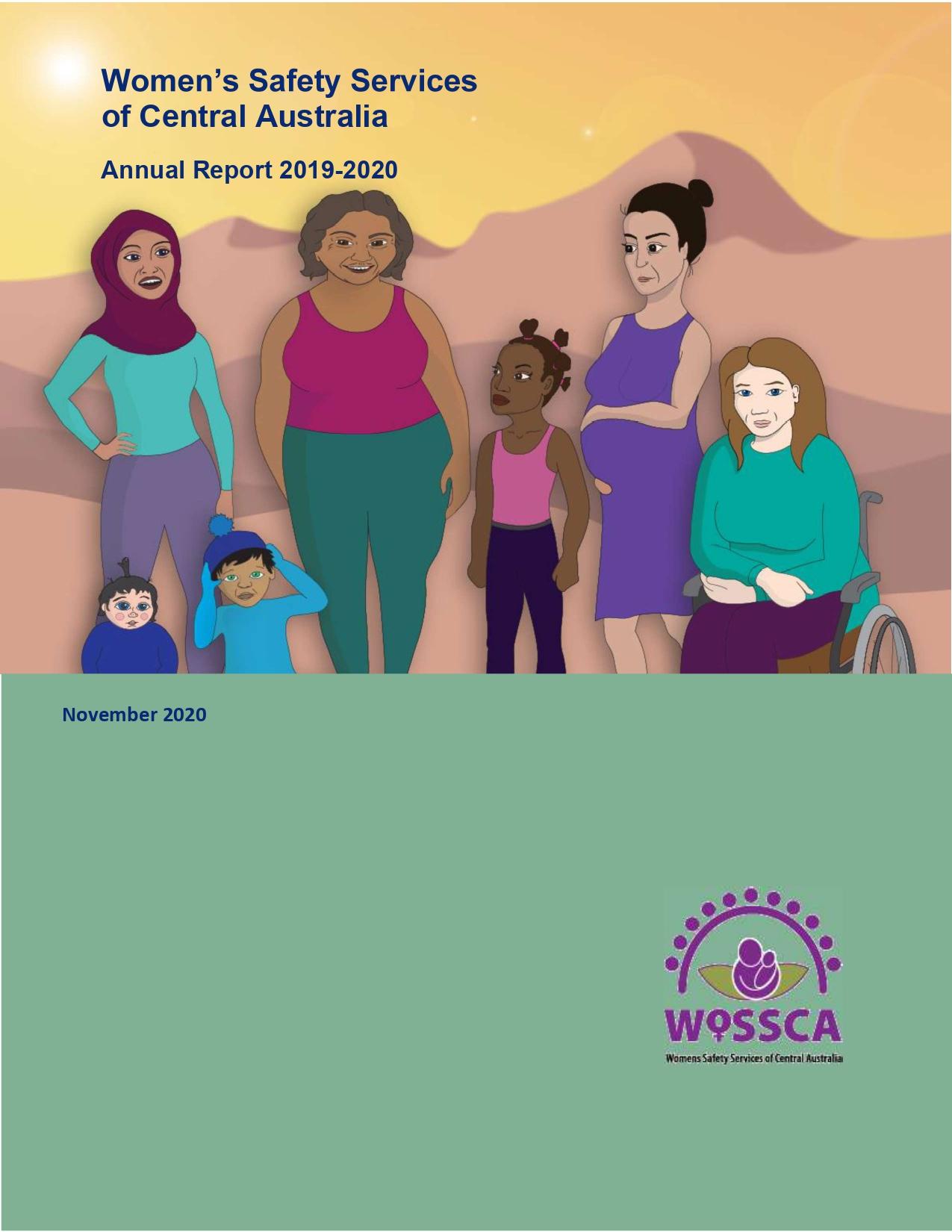 WoSSCA Annual Report 2019-20