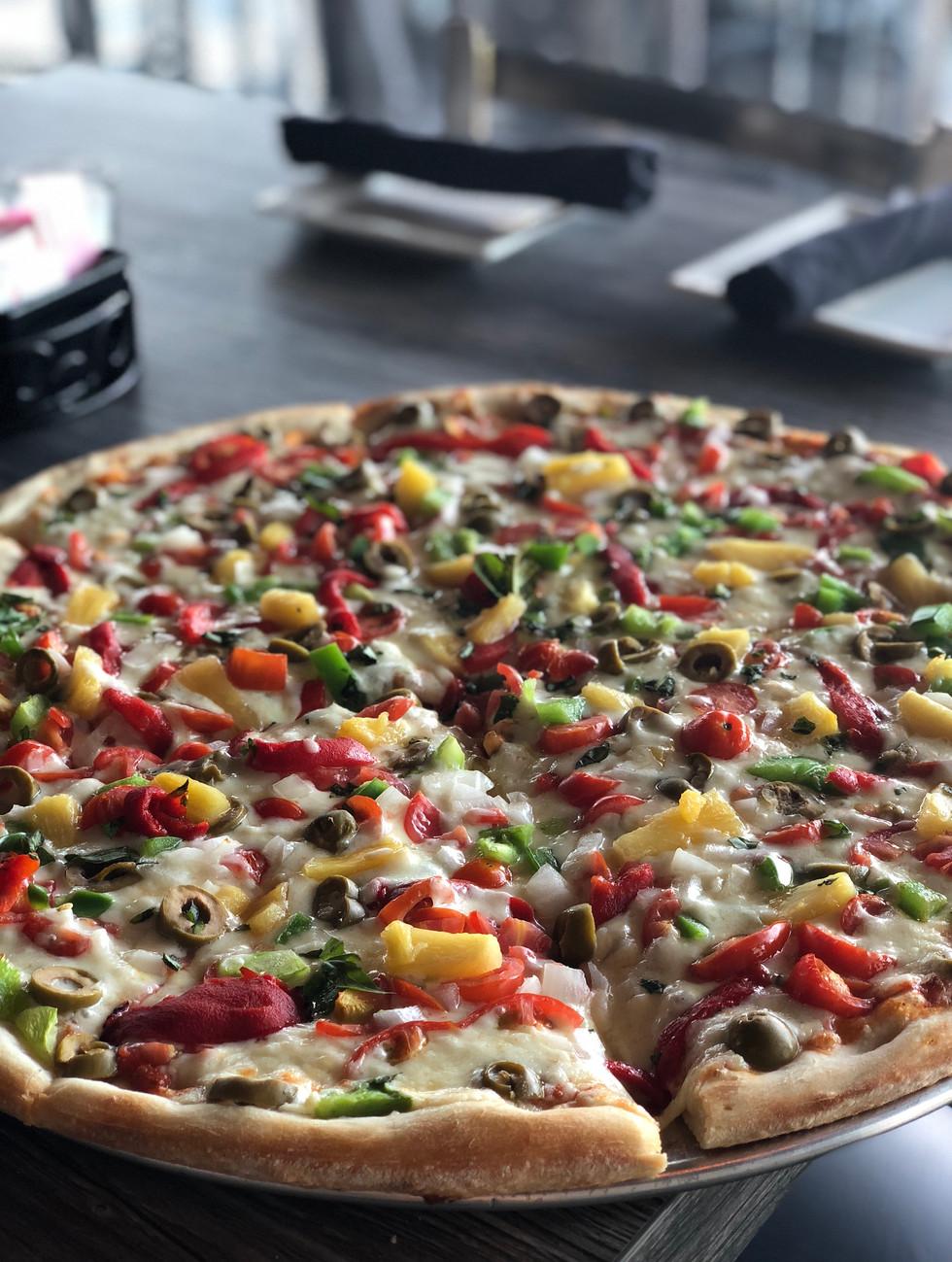 Amano Specials Pizza