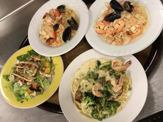 Sea Food Combo