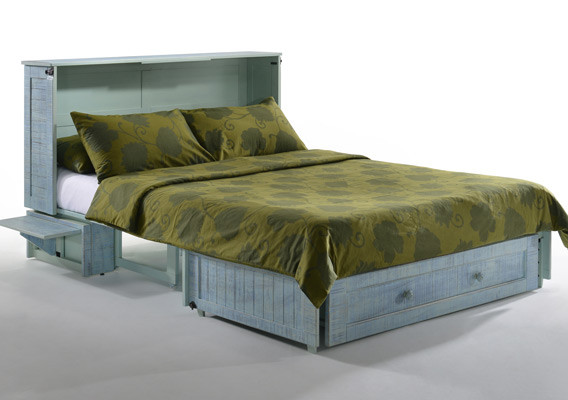Murphy Cabinet Convertible Bed