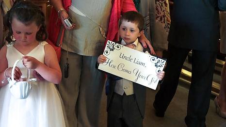DM wedding videos Cork voucher