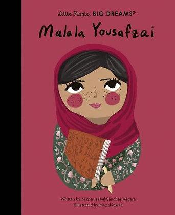 Little People, Big Dreams: Malala Yousafzai by Maria Isabel Sanchez Vegara