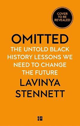 Omitted by Lavinya Stennett PRE-ORDER