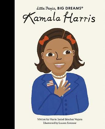 Little People, Big Dreams: Kamala Harris by Maria Isabel Sanchez VegaraPRE-ORDER