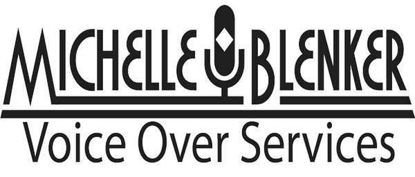 Michelle Blenker Voiceover logo