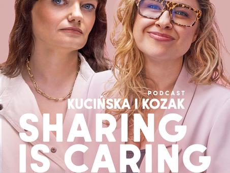 """Jak dbać o zdrowie psychiczne? Dr Robert Kowalczyk gościnnie w podcaście """"Sharing is caring"""""""