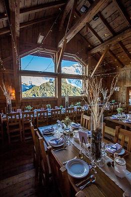 hope event mariage a la montagne