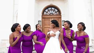 bride-and-bridesmaids-hylands-estate-wed