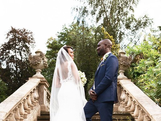 Heatherden Hall Wedding | Dalesta and Mayowa | London Photographer