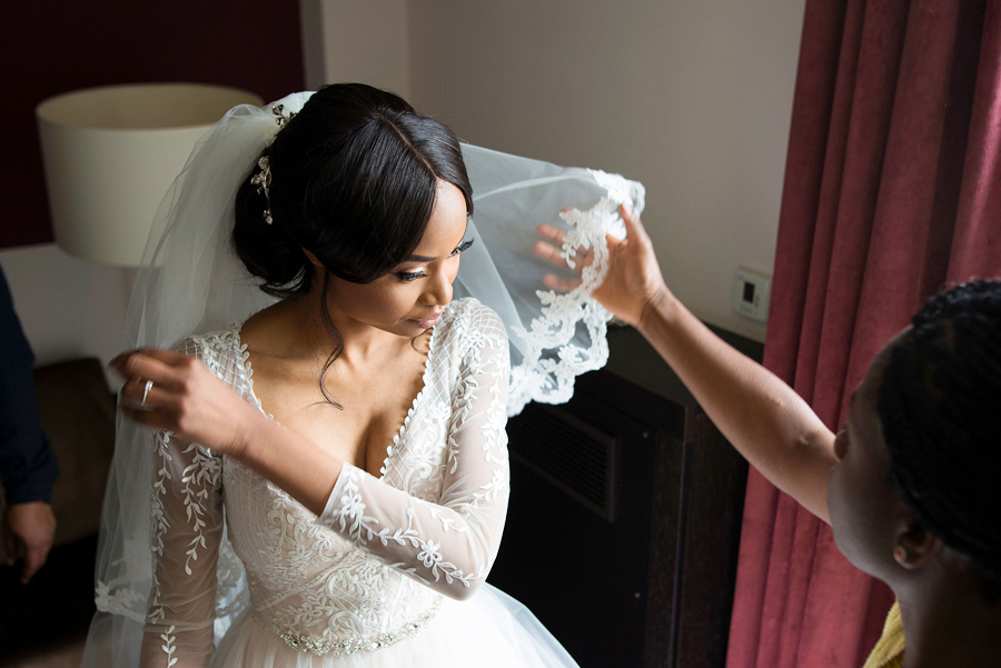 Belfry Hotel & Resort Wedding - Nyasha and Martin