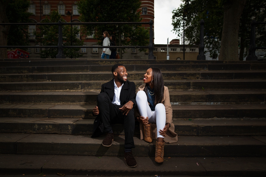 London Engagement Shoot | Affinity Q Photography | London