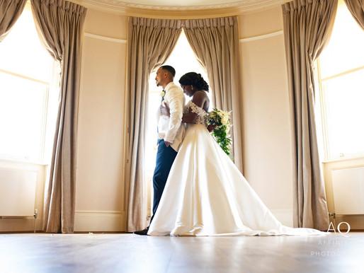 Hylands House Wedding Photography | Kari and Alex's Wedding at Hylands House | Wedding Photographer