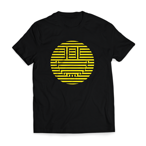 Trippy Acid Smiley T-shirt