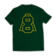 Altern8 'A8' Green T-shirt