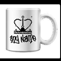 Rejuvenation Add Your Name Mug