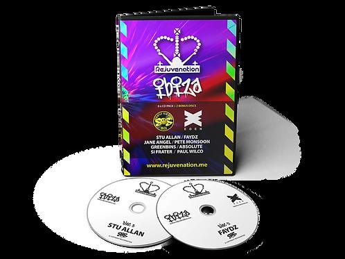 Rejuvenation Ibiza - 8 CD Pack