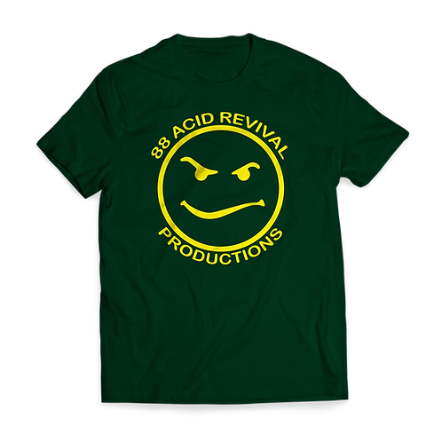 Altern8 '88 Acid Revival' Green T-shirt