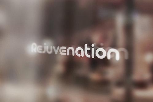 Rejuve Window Sticker