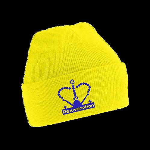 Rejuve Beanie (Yellow)