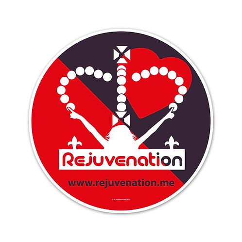 Rejuve Heart Slipmats (Pair)