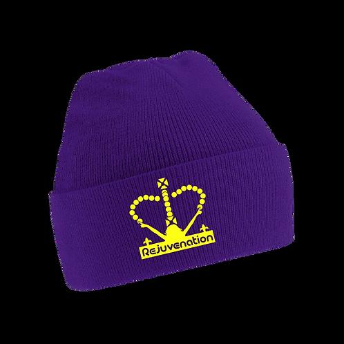 Rejuve Beanie (Purple)