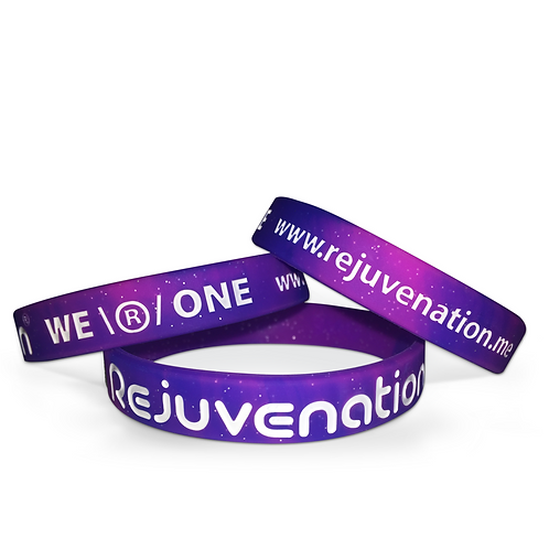 Rejuvenation Purple Cosmos Wristband