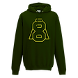 Altern 8 A8 Green Hoody